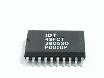 49FCT3805SO clock fanout buffer