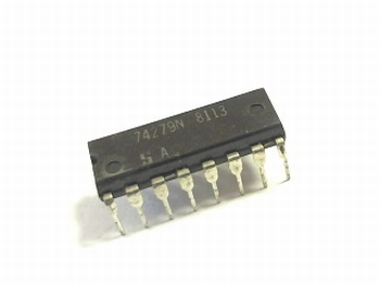 74297N Latch, Quad, 1 Bit