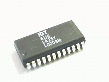 6116LA25-Y SRAM