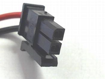 10 stuks 2 weg aansluitconnectors 2.54 RM