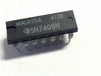 7408 Quad 2-Input AND