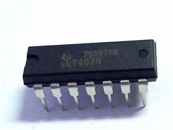 7407N HEX Buffer