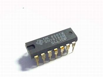 74180 9bit ODD/EVEN parity generator