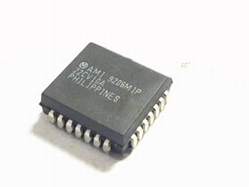 22CV10A CMOS PEEL (PROGRAMMABLE ELEC. ERASABLE LOGIC)
