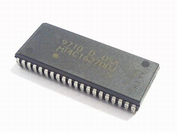 4C16270DJ-5. 50 ns access 256k x 16 EDO Dram Chip