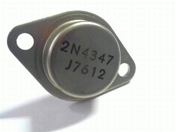 2N4347 POWER TRANSISTOR