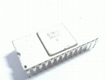 2651I USART Signetics white ceramic