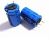 10 x electrolytic capacitors 330uf - 50 volts