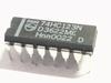 74HC123D Monostable Multivibrator DIP16