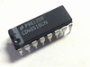 CD4051 Single 8-channel Multiplexer/Demultiplexer