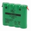 Batterypack NiMH 4.8 V 600 mAh