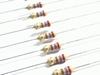 Resistor carbon 0,25 Watt 39 Ohm 5%