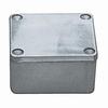 Aluminium enclosure 64x58x35mm