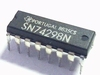 74298 Quad 2-Input Multiplexers with Storage