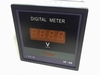 Digital panelmeter 0-100 volt DC
