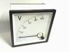 Panelmeter 0-100 volt DC