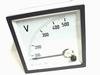 panelmeter 100-500 Volts DC