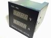 Digital panelmeter 5V-AC and 5A-AC