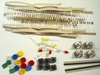 Electronic components kit small