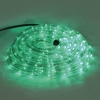 Led tube green 10 meters with controller 230 Volts