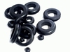 Assortment rubber tules