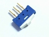 Mini slide switch straight for PCB