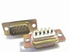 Sub D 9 pins male connector