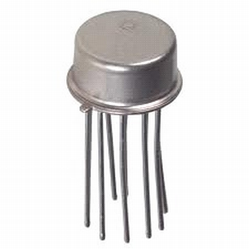 AD644-LH Dual high speed implanted Bifet OPAMP