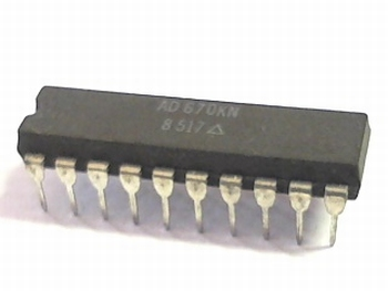 AD670-KN single SAR 8 bit parallel