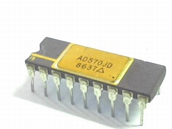 AD570-JD ADC 8 bit single sar parallel