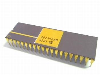 AD7546AD D/A converter single 16 bit
