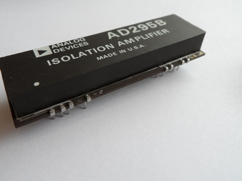 AD295B Precisie hybrid isolation amplifier