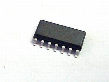 74HC00D QUAD NAND GATE