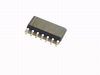 74HC4002D NOR Gate 2-Element 4-IN
