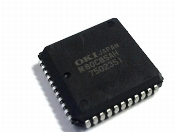 M80C85-AH microprocessor