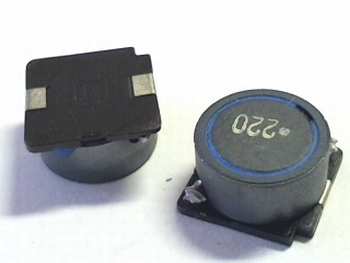 Smoorspoel SMD 22uH Power Inductor 3.5A
