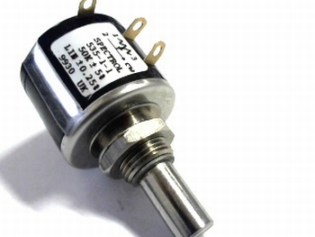 High end potentiometer 50K Spectrol 535-1-1