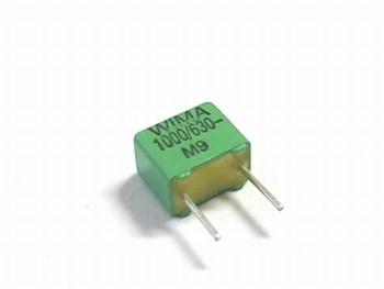 Condensator FKP2 1000pF 10% 630V