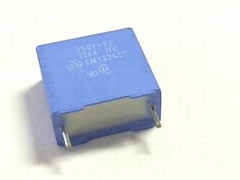 Condensator MKP 4,7nF 250V
