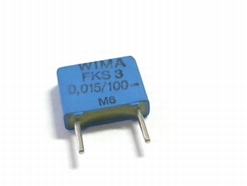 Condensator FKS3 0,015uF 20% 100V