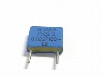Capacitor FKS3 0,022uf 100volt