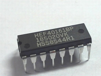 HEF40161BP Counter
