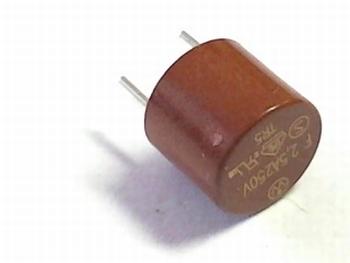 PCB Fuse TR5-370/1.6A/250V fast