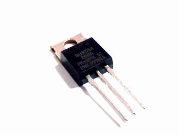 BUK554 power mosfet 125 watt TO-220