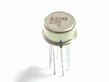 CA3260T OPAMP DUAL BIMOS 4MHZ