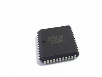 MSM80C85AHJS microprocessor
