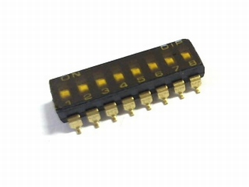 Dip switch SMD