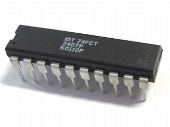 DT74FCT240TP driver/buffer