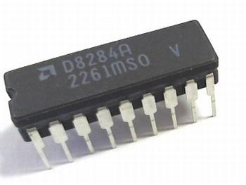 D8284A CPU system clock generator