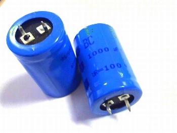 ELCO 1000uF - 100 volt